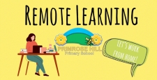 Remote Learning at Primrose Hill